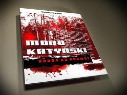 1a okładka ksiązki KATYŃ MAKOLAdesign