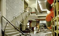FOLC SPORT lobby 1 MAKOLA design.